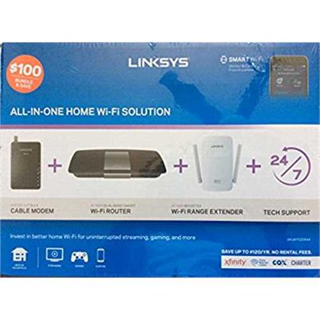 linksys all in one wi fi solution f5z0644 - Inventory Checker