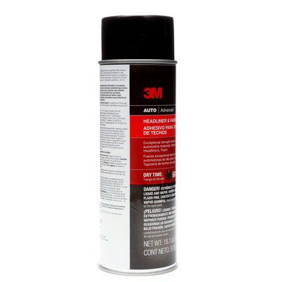 3M Headliner & Fabric Adhesive, 38808, 18.1 oz