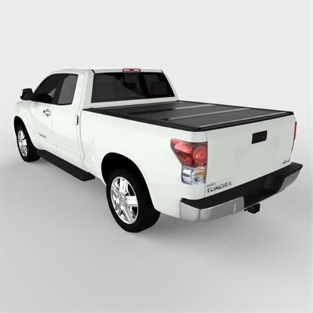 UNDERCOVER FX41010 2007-2015 Toyota Tundra Black Flex Tonneau Cover, 6.5 Ft. - image 2 of 2