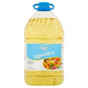 Great Value Vegetable Oil, 128 oz