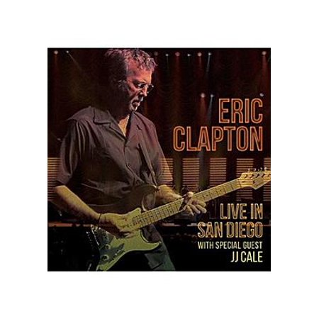 Eric Clapton: Live in San Diego with J.J. Cale (DVD)