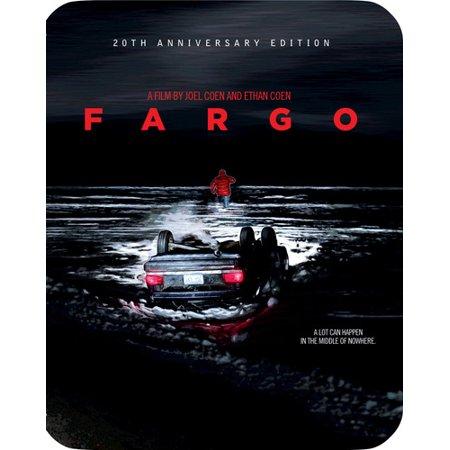 Fargo 20th Anniversary Edition (Blu-ray) (Halloween Fargo)