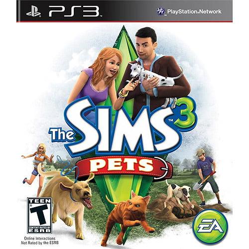 Sims 3: Pets (PS3)