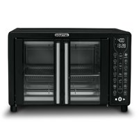 Gourmia Digital French Door Air Fryer Toaster Oven