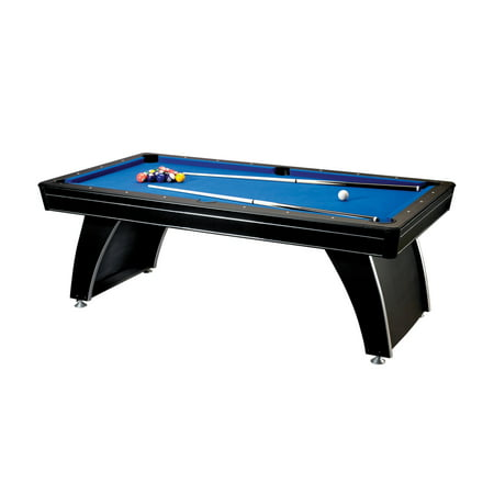 Fat Cat Phoenix 3 In 1 7 Pool Table Multi Game Combo Featuring