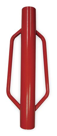 4LVN8 Fence Post Driver, 17.5 lbs by VALUE BRAND