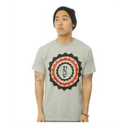 Black Scale Mens The Inner Sanctum Graphic T-Shirt