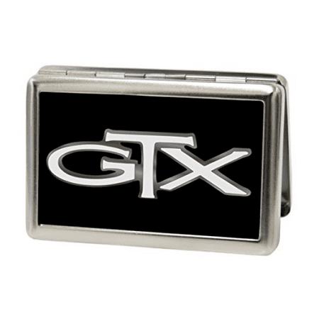 Dodge plymouth gtx emblem metal multi use wallet business card dodge plymouth gtx emblem metal multi use wallet business card holder reheart Gallery