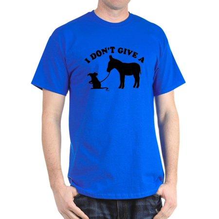 35f1808d9 CafePress - I Don't Give A Rat's *Ss T-Shirt - 100% Cotton T-Shirt -  Walmart.com