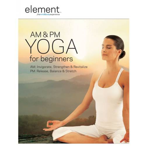Element: AM and PM Yoga for Beginners DVD/VUDU W/ORN WM