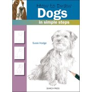 Search Press Books How To Draw Dogs