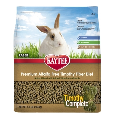 CENTRAL - KAYTEE PRODUCTS, INC TIMOTHY COMPLETE RABBIT USA - 4.5LB