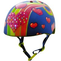 585628d3c47 Product Image Raskullz Sparklez LED Rainbow Road Child Multisport Helmet