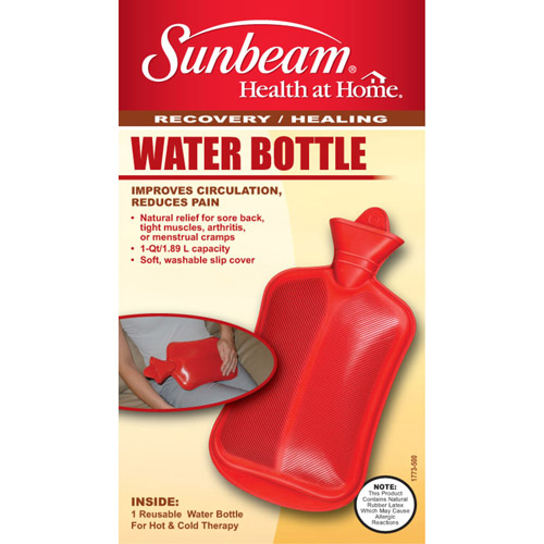 Sunbeam Hot or Cold Water Bottle  001773-500-000