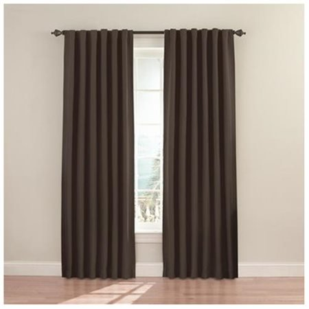 Eclipse Fresno Room Darkening Window Curtain Panel