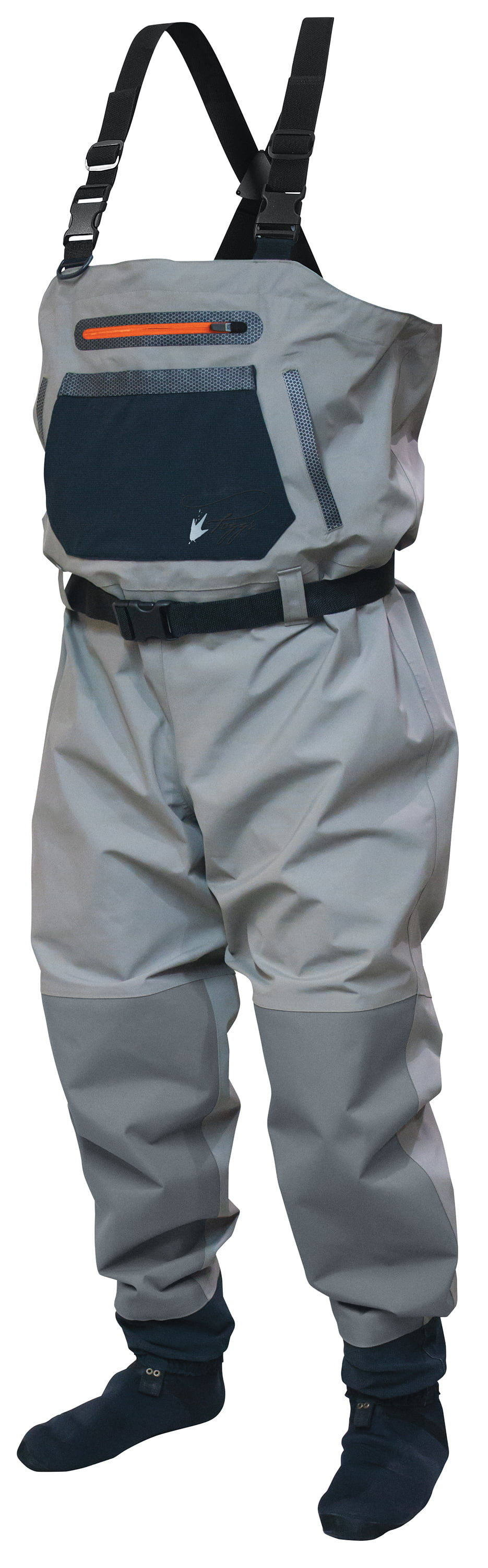 Sierran Breathable Stockingfoot Chest Wader by Frogg Toggs