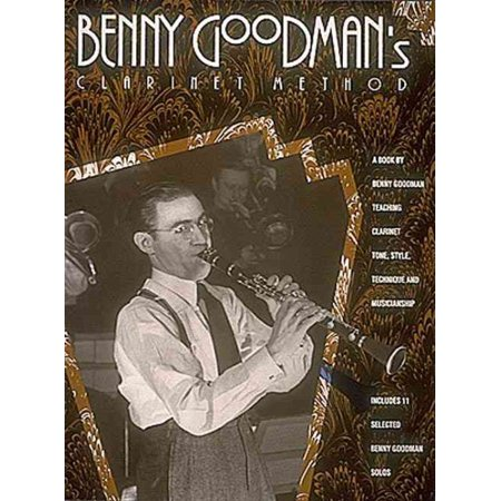 Benny Goodman Clarinet Method