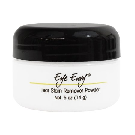 Eye Envy Tear Stain Remover 14 g (0.5 oz) Powder for Dogs and