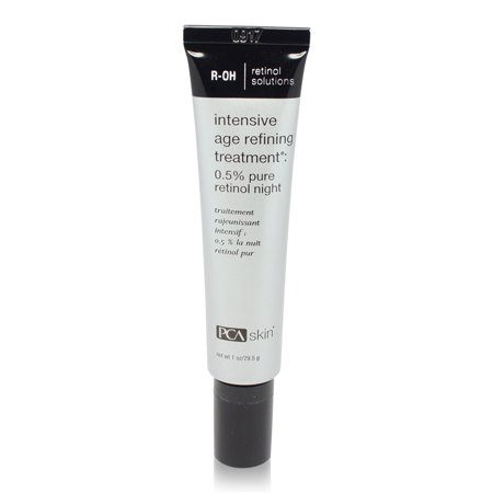 PCA Skin Intensive Age Refining Treatment 0.5% Pure Retinol Night, 1.1
