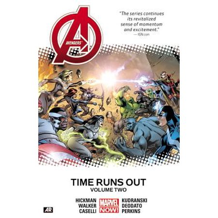 Avengers : Time Runs Out Vol. - Avengers Cut Out