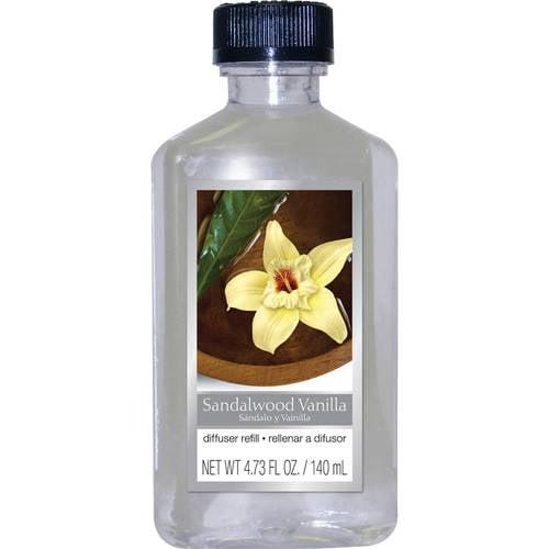 Sandalwood Vanilla Diffuser Refill