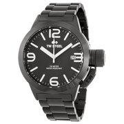 Canteen Black Dial Mens Watch CB211