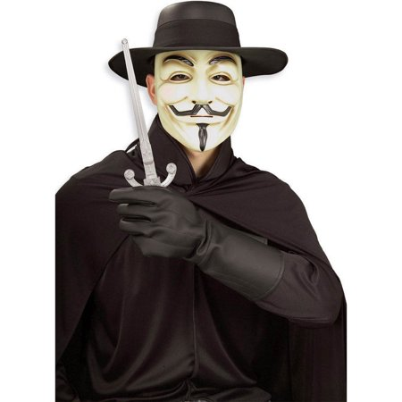 V for Vendetta: V Costume - V For Vendetta Cape