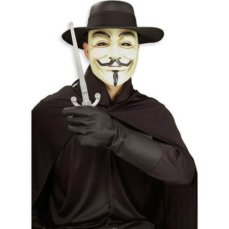 V for Vendetta: V Costume - Halloween Vendetta Costume