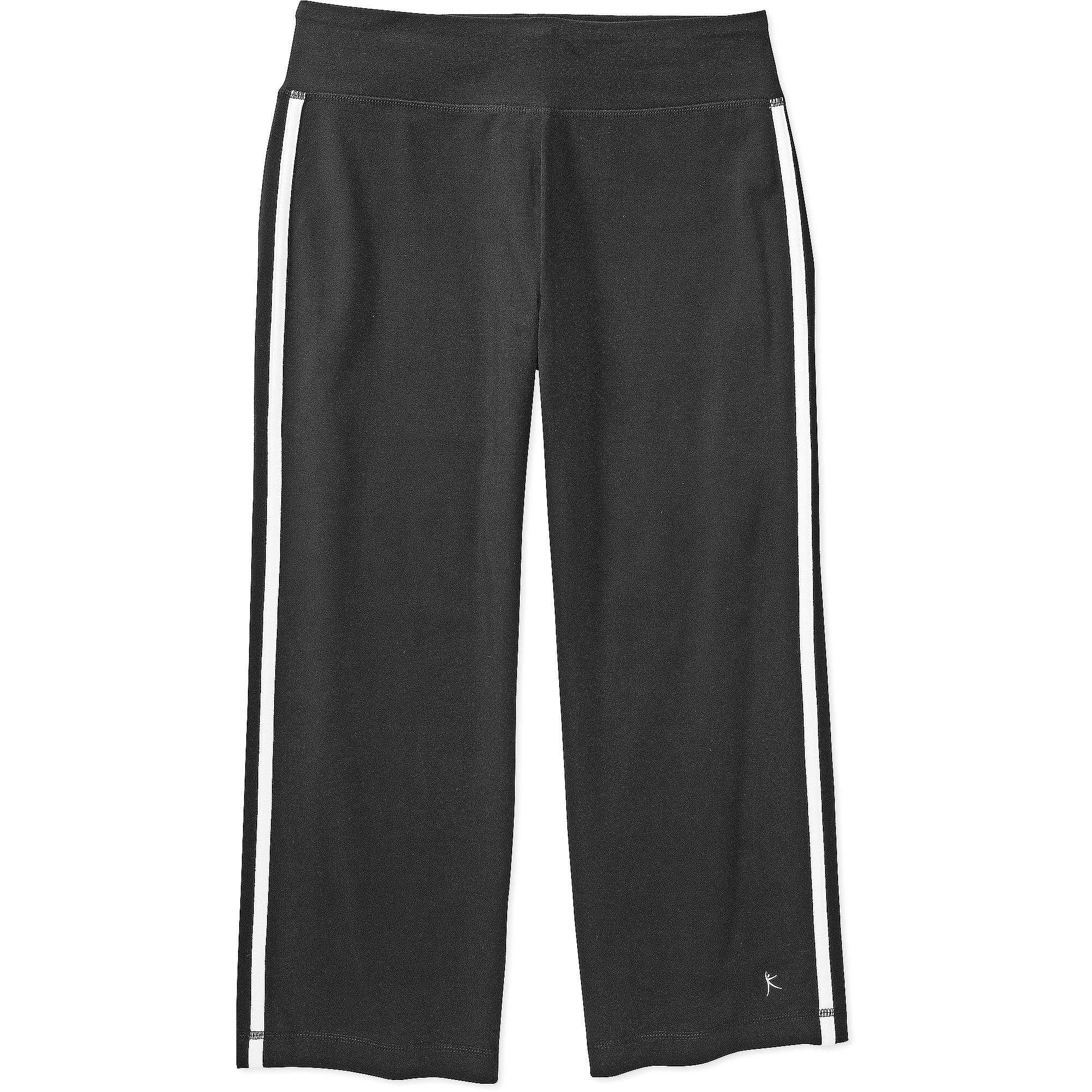 Danskin Now Women's Plus-Size Patch Pocket Pants - Walmart.com