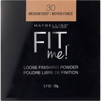 Maybelline Fit Me Loose Finishing Powder, Medium Deep, 0.7 oz.