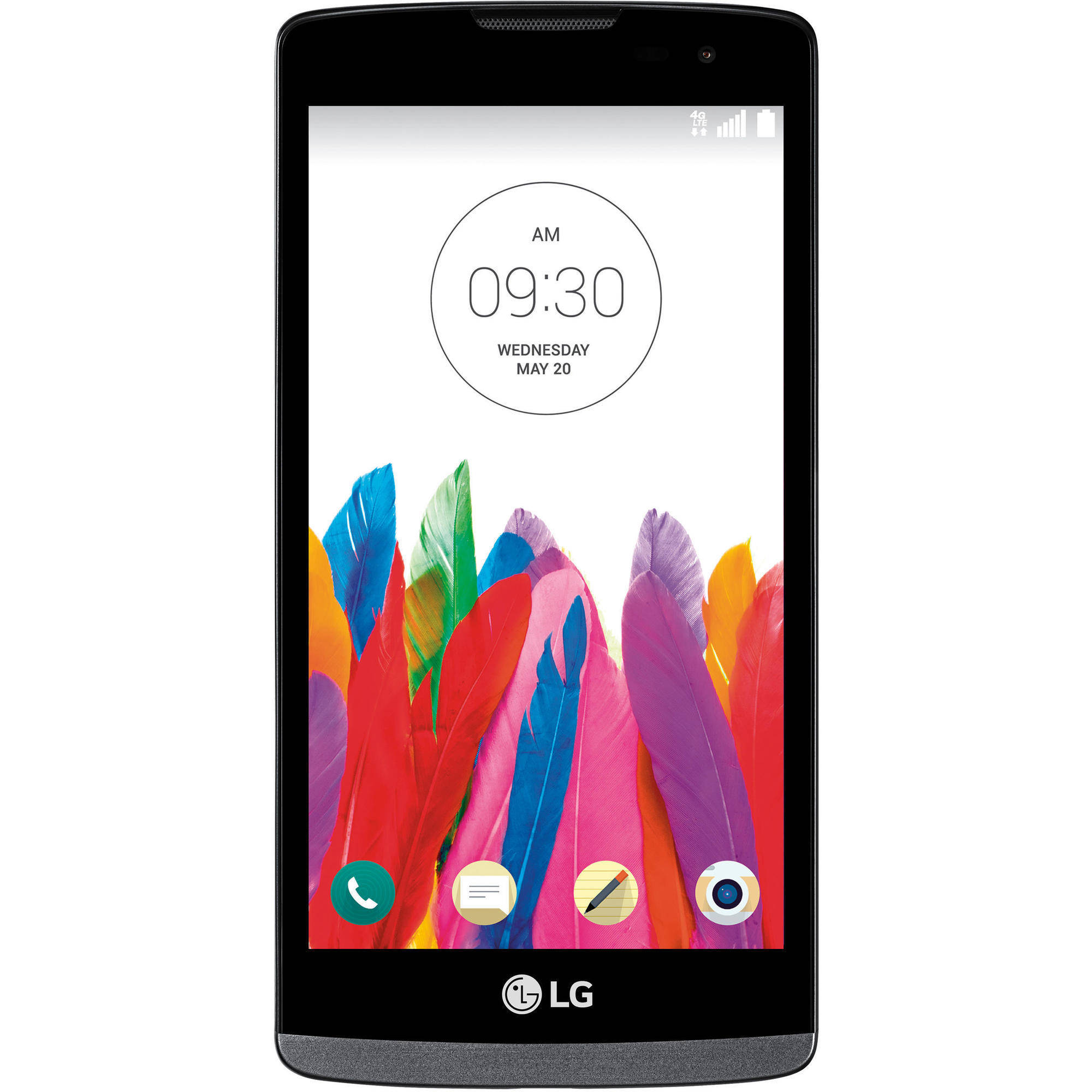 T-Mobile LG Leon LTE Smartphone with Bluetooth Smart v4.0 Technology