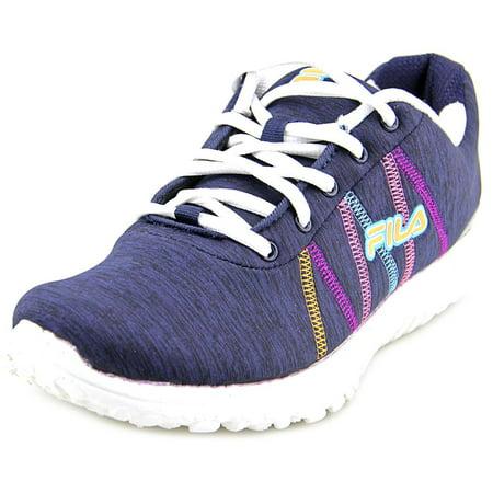 dbe00366ac9e Fila - Fila Namella Energized Women Round Toe Canvas Blue Sneakers ...