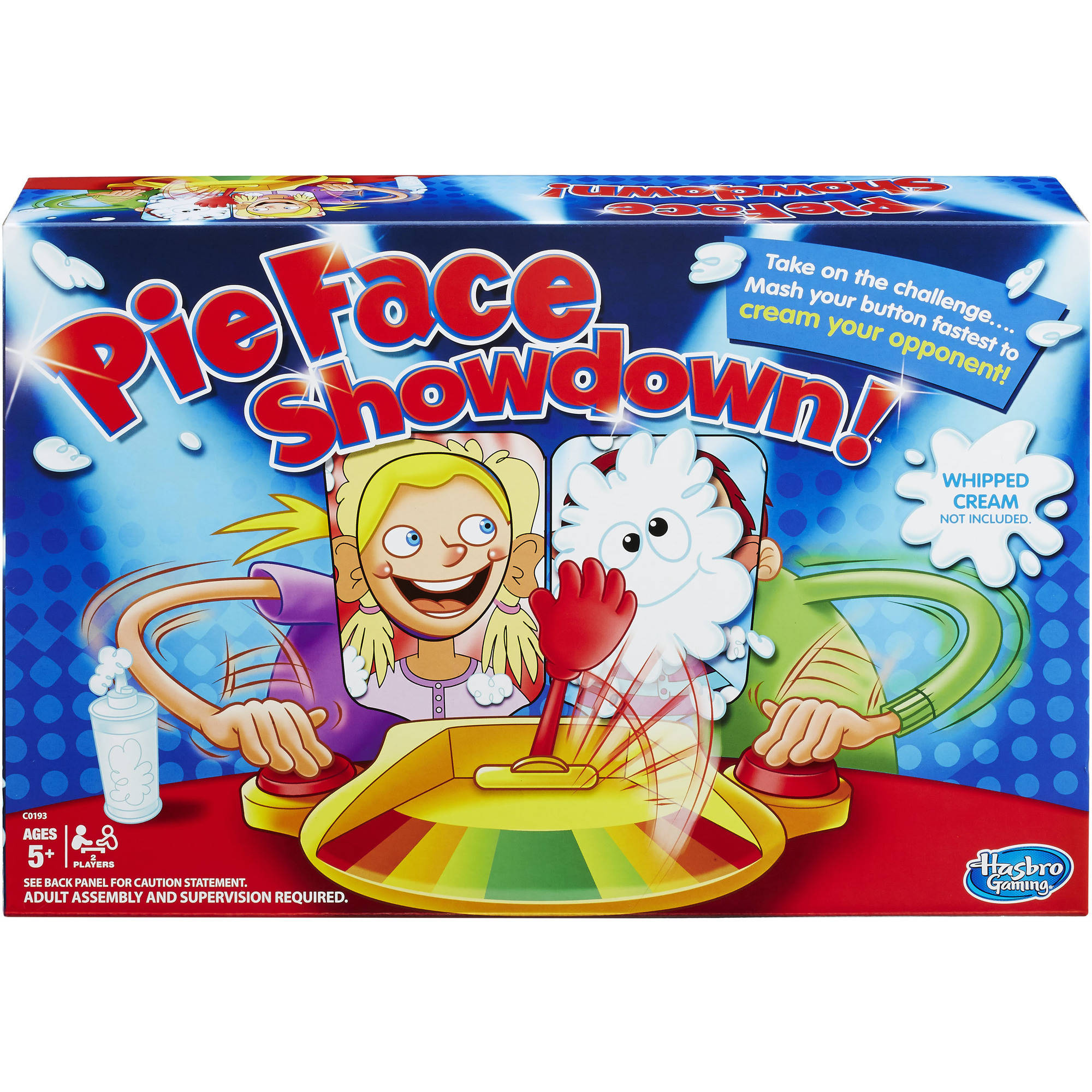 Pie Face Showdown Game C0193