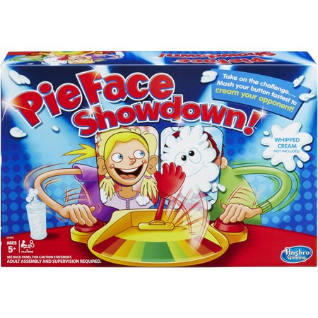Pie face showdown game for 10 in 1 game table toys r us