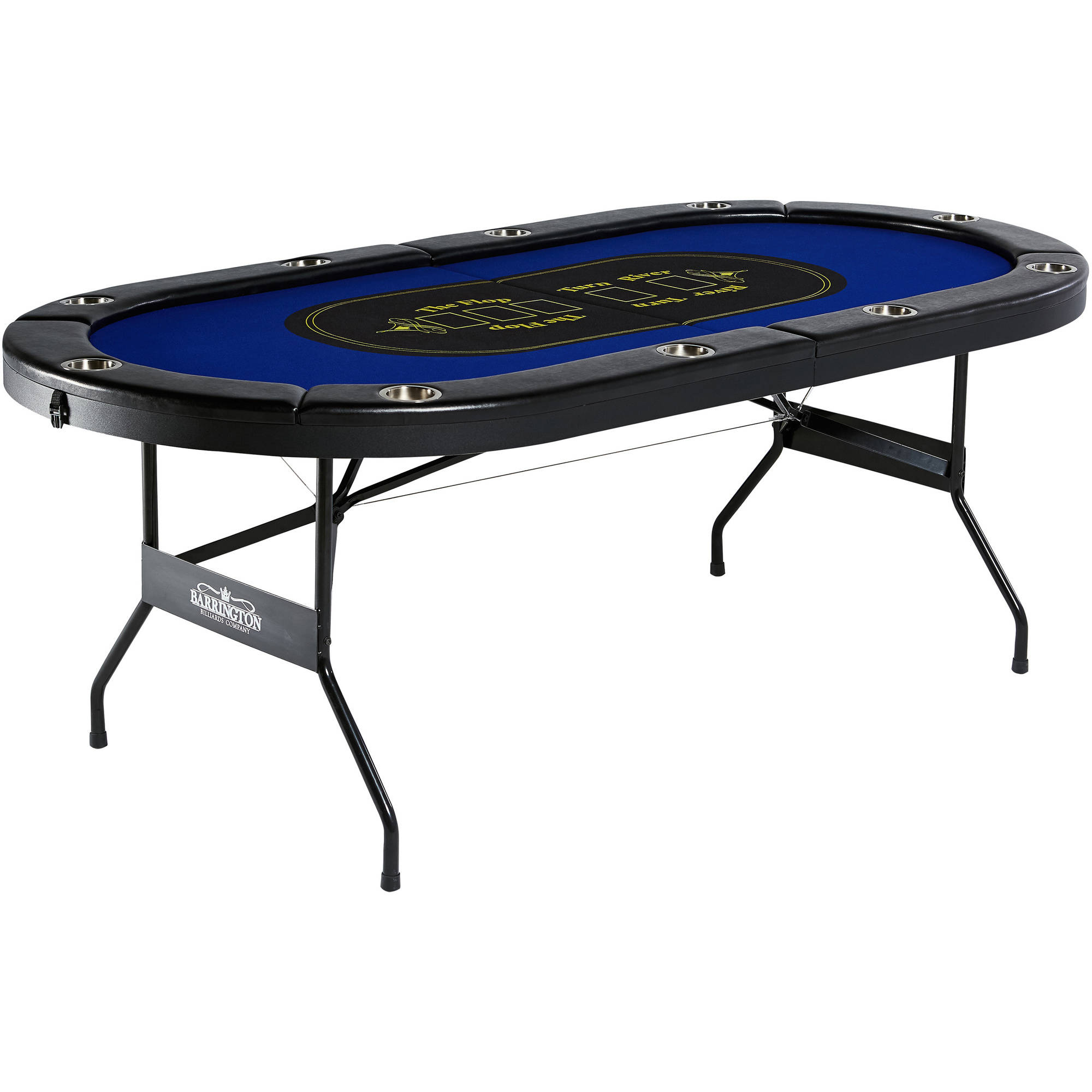 Barrington 10 Player Poker Table