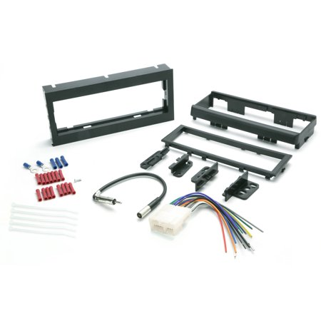 INSTALL CENTRIC ICGM6BN GM 1992-01 Complete Car Stereo Installation Kit