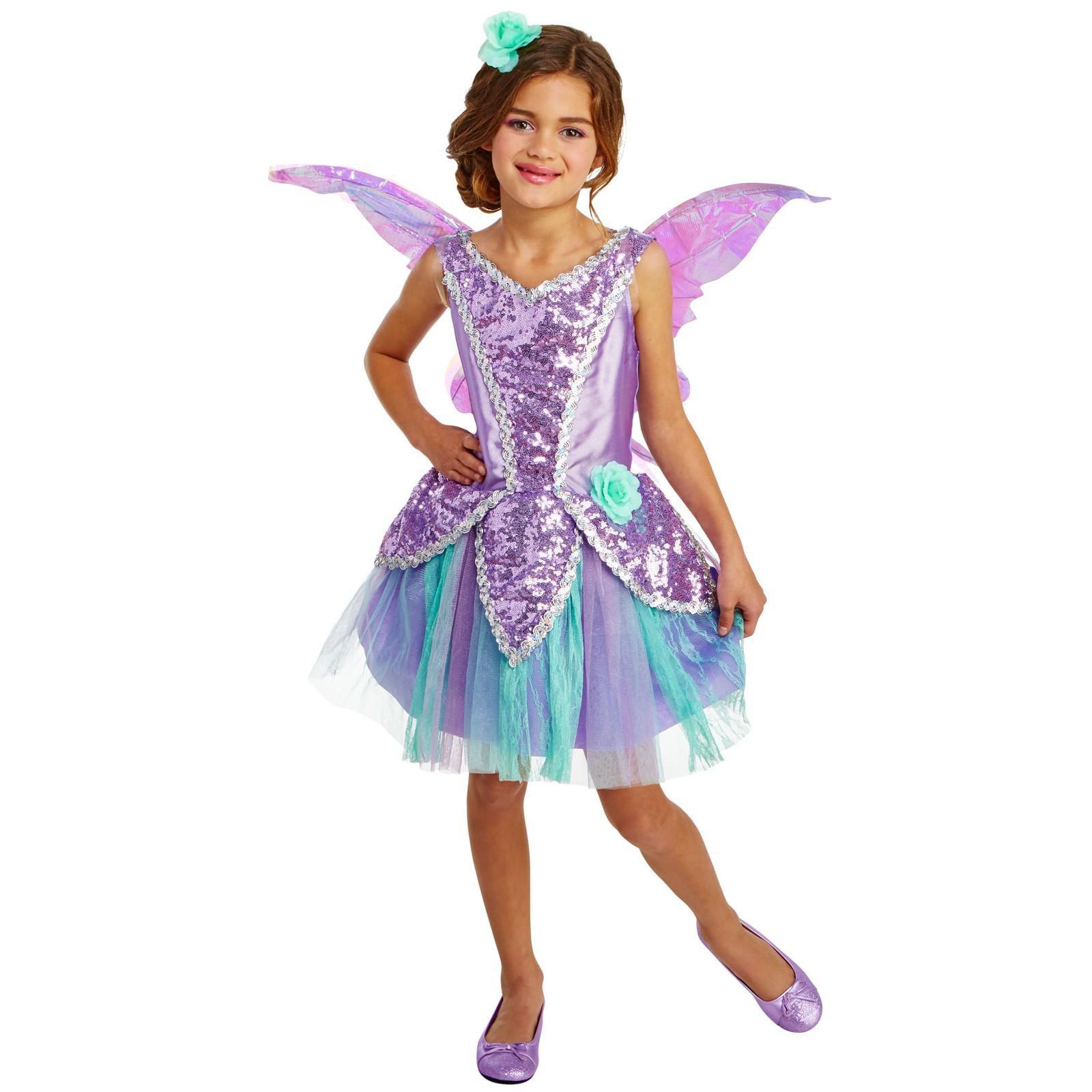 Lavender Fairy Child Costume by Palamon