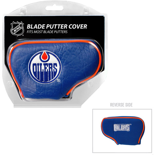 Team Golf NHL Edmonton Oilers Golf Blade Putter Cover
