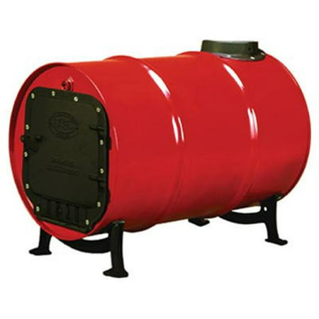 BSK1000 Cast Iron Barrel Stove Kit 55 Gallon Barrel Stove