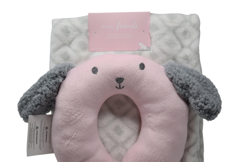 Baby Girl Blanket Infant Blanket Car Seat Blanket Coral Minky Blanket Minky Baby Blanket Stroller Blanket Size 29 x 36 In