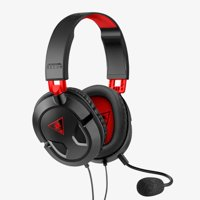 Turtle Beach Recon 50 Gaming Headset for PC, Xbox One, PS4, Mobile (Black)