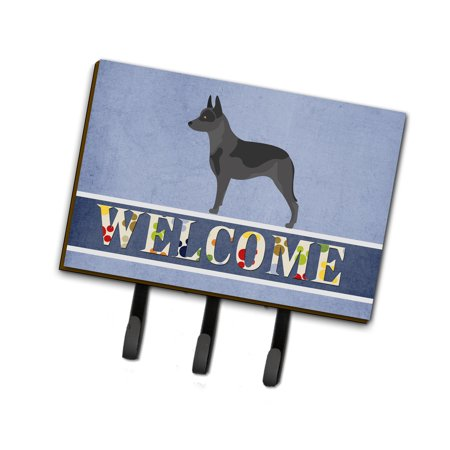 Australian Cattle Dog Welcome Leash or Key Holder