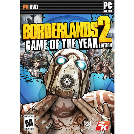 Borderlands 2: Game of the Year Edition (Digital Code)
