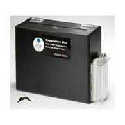Horizon Manufacturing 5152-B Suggestion Box-Ballot Box - Lockable- Black Heavy- Duty Plastic