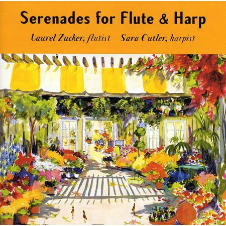 - Serenades for Flute and Harp