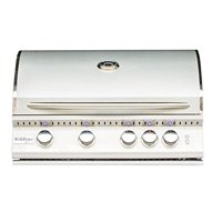 Summerset Sizzler Pro Series Built-In Gas Grill, 32-Inch, Propane