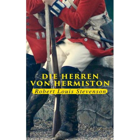 Die Herren von Hermiston - eBook (Herren Flat-top-sonnenbrille)