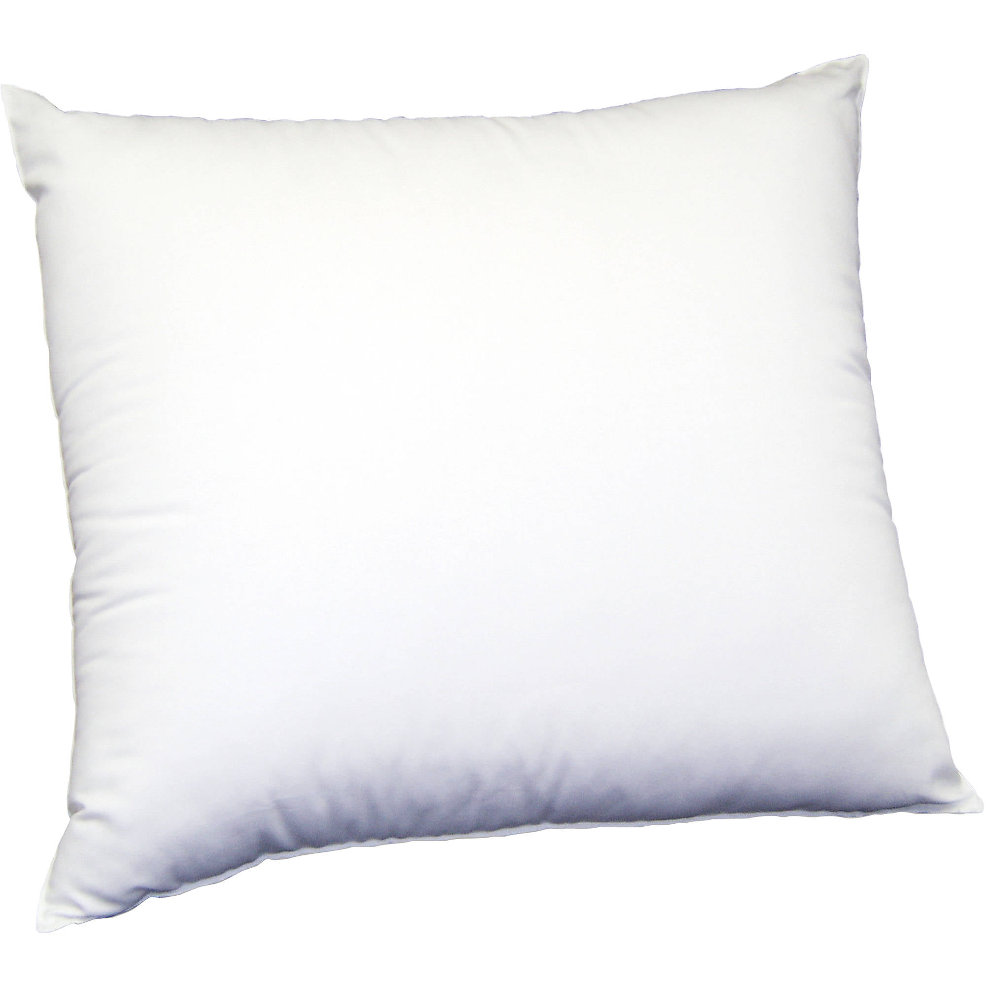 Ultrasoft Euro Square Decorative Sham Pillow White : Beautyrest Euro Pillow for Square Decorative Shams at Home Territory