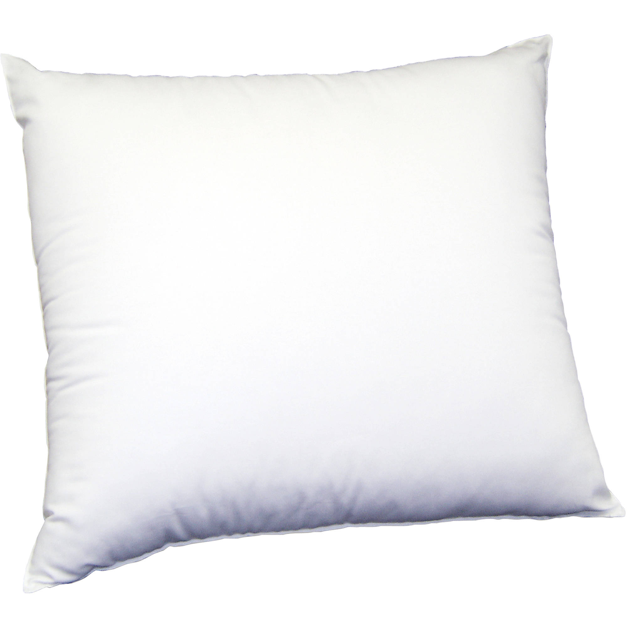 beautyrest euro pillow for square decorative shams
