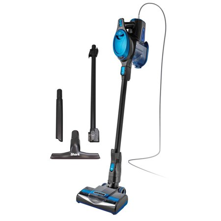 Shark Rocket Swivel Ultralight Corded Vacuum, Blue HV300